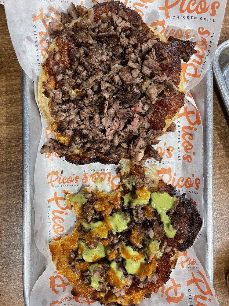Pico's Chicken Grill: 12311 Montana, El Paso, TX