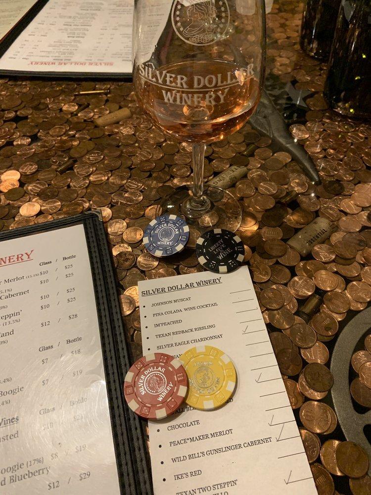 Social Spots from Silver Dollar Winery
