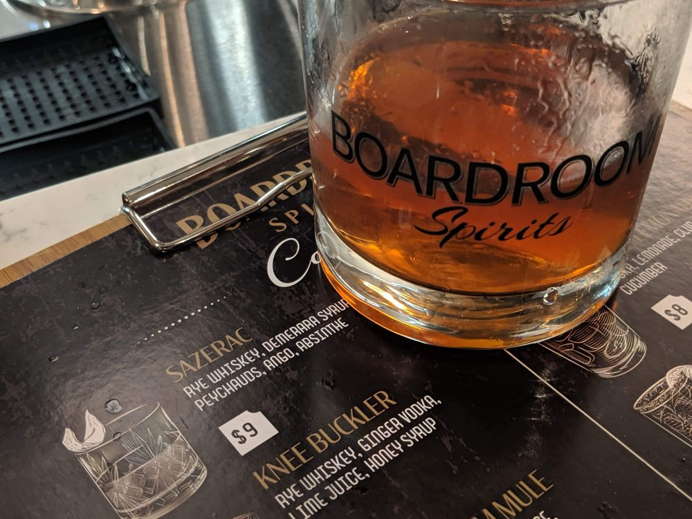 Boardroom Spirits: 27 N 7th St, Allentown, PA