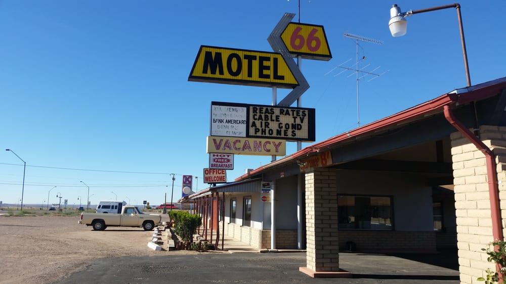 66 Motel: 2105 Navajo Blvd, Holbrook, AZ