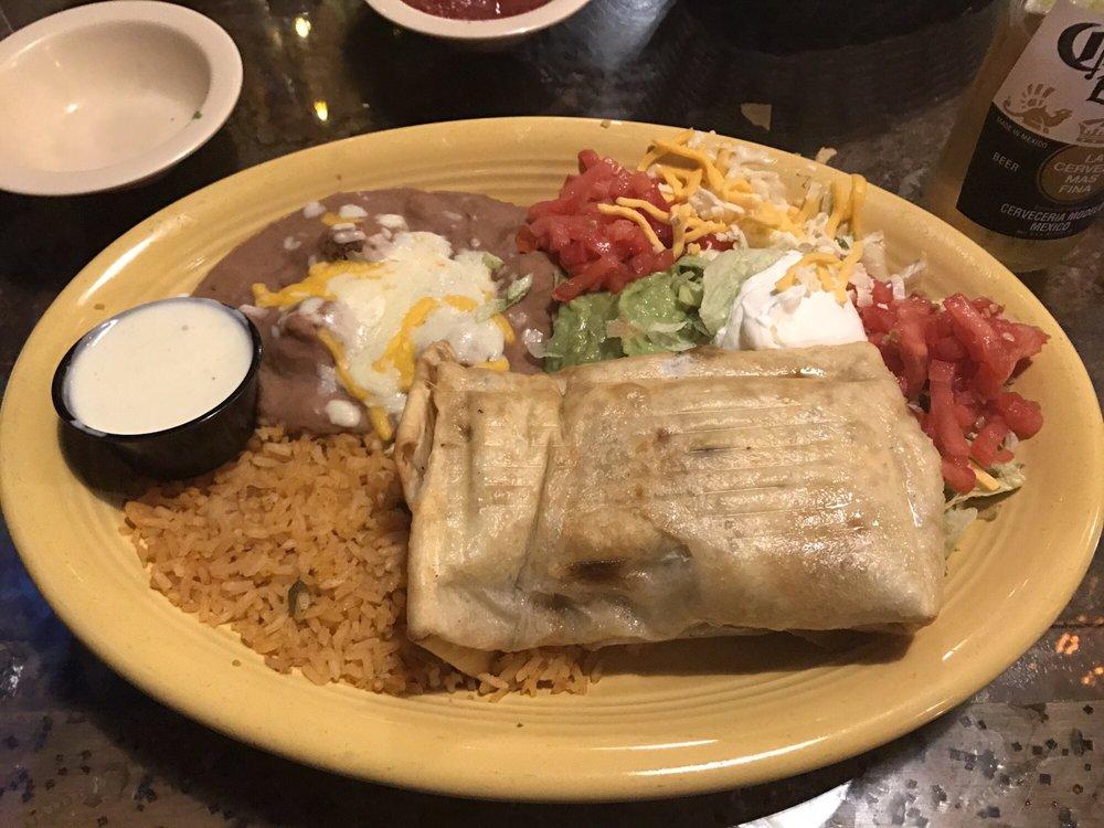 Buenavista Mexican Cantina: 24663 John T Reid Pkwy, Scottsboro, AL