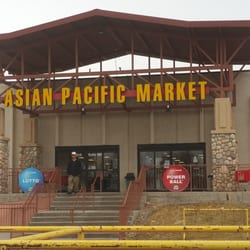 Pacific asian market and colorado
