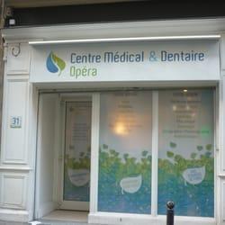 Centre medical opera paris