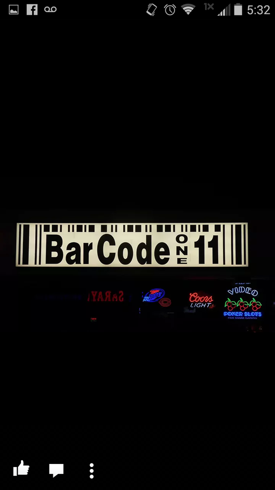 Barcode Reviews Bars W Th St Worth IL Phone - Excel invoice template for mac rocco's online store