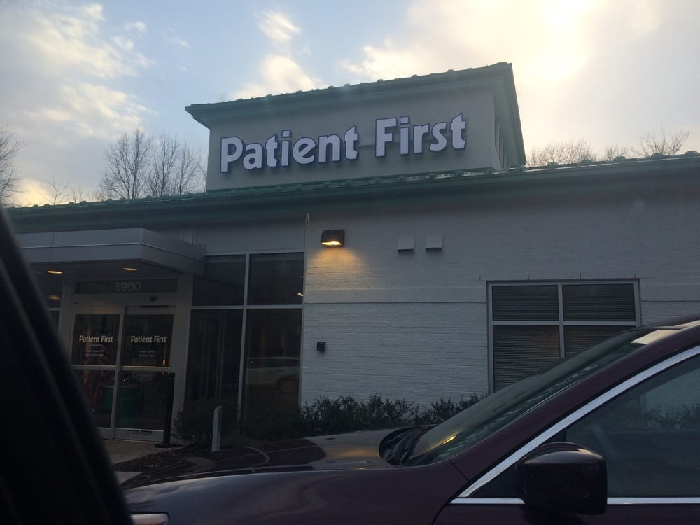 Patient First - Columbia