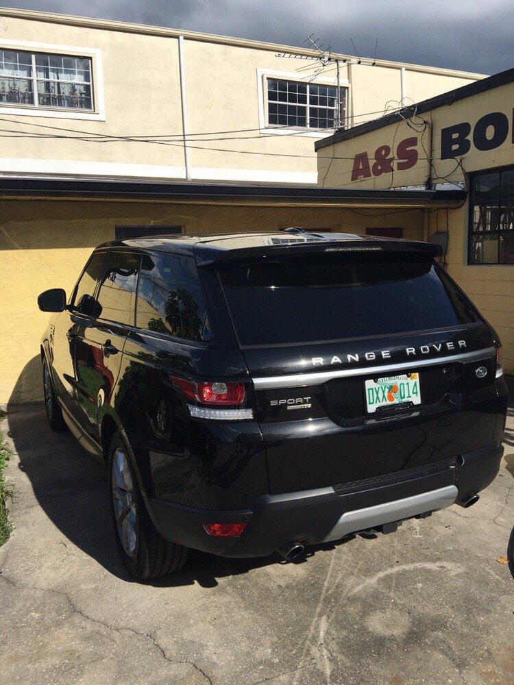 A & S Body Shop: 5509 E Kirby St, Tampa, FL