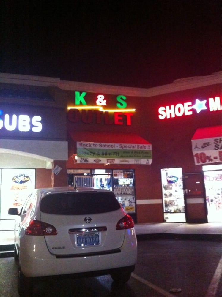 K & S Outlet