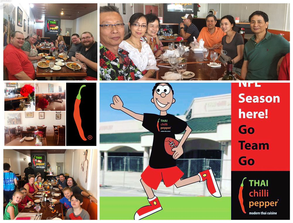 Thai Chilli Pepper: 875 E Bloomingdale Ave, Brandon, FL
