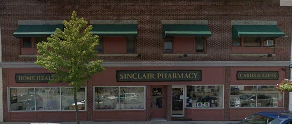 Sinclair Pharmacy: 75 N Main St, Warsaw, NY