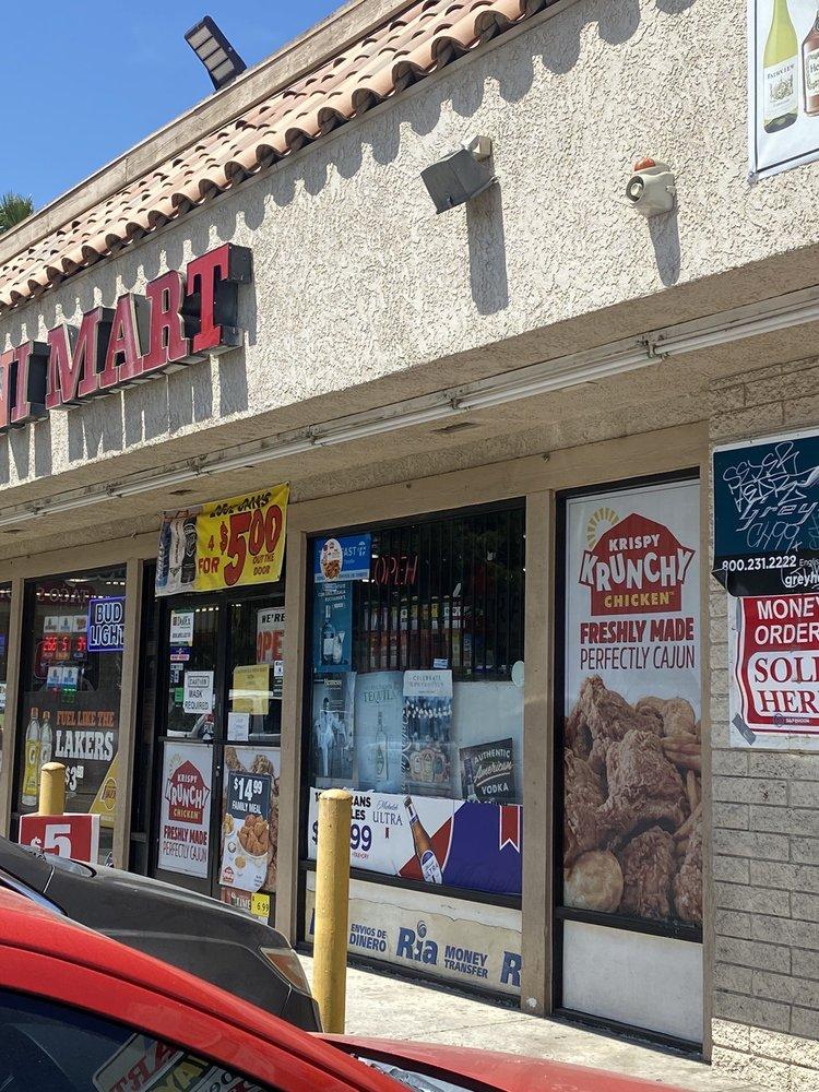 Krispy Krunchy Chicken: 511 E 4th St, Perris, CA