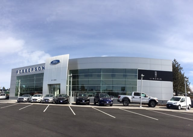 Robberson Ford Bend Or >> Robberson Ford Lincoln Mazda In Bend 2100 Ne 3rd St 97701