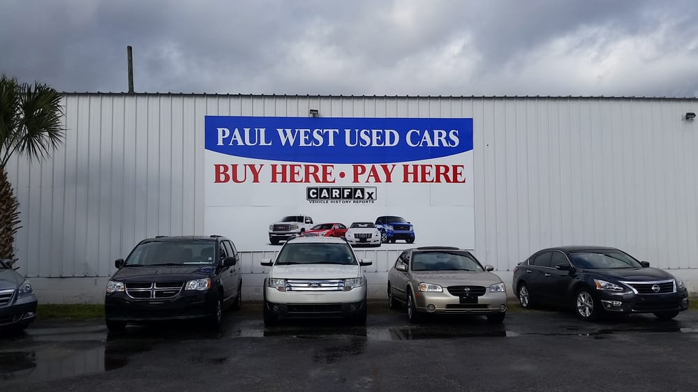 paul west used cars 13 photos used car dealers 3320 n main st gainesville fl phone. Black Bedroom Furniture Sets. Home Design Ideas