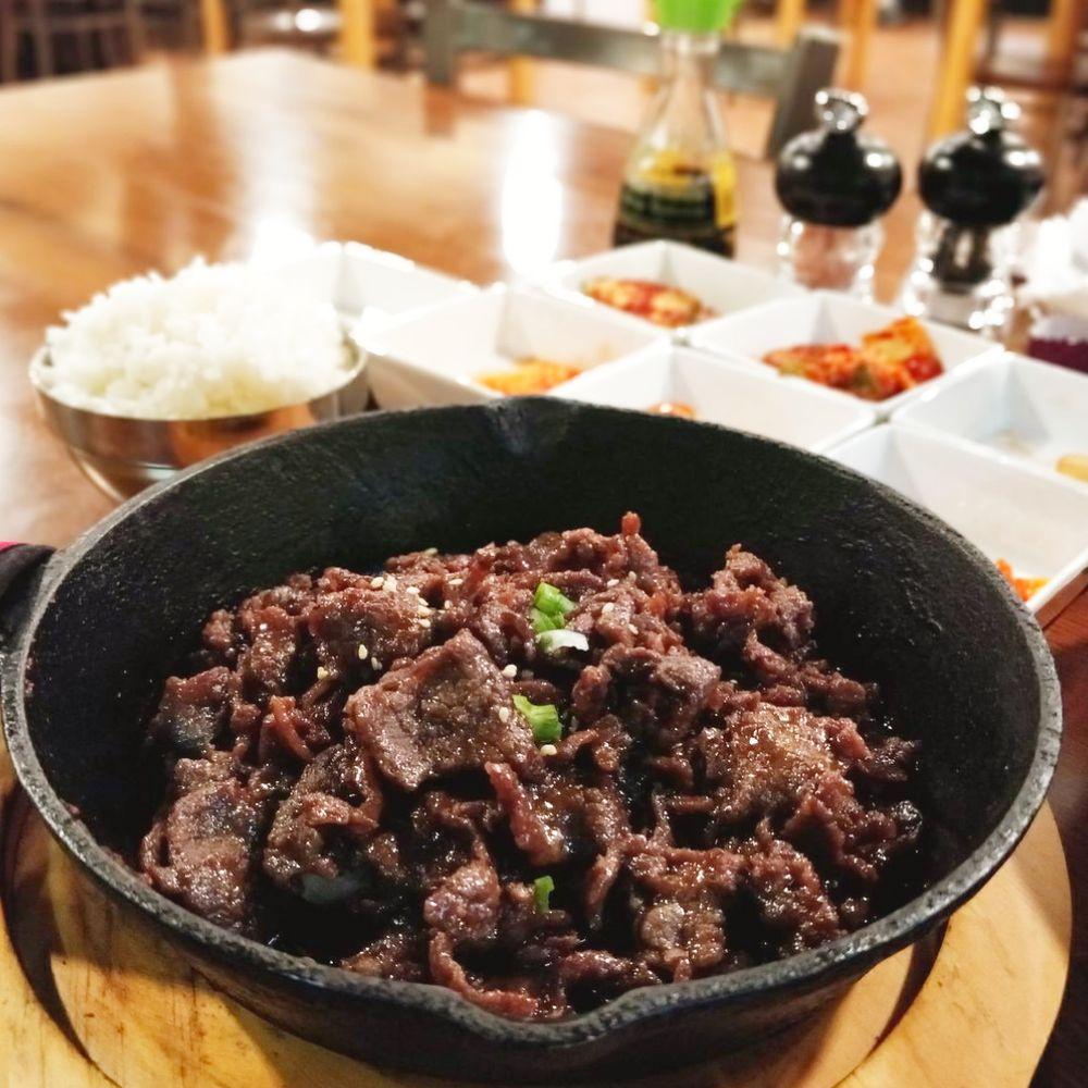 Food from Bulgogi House