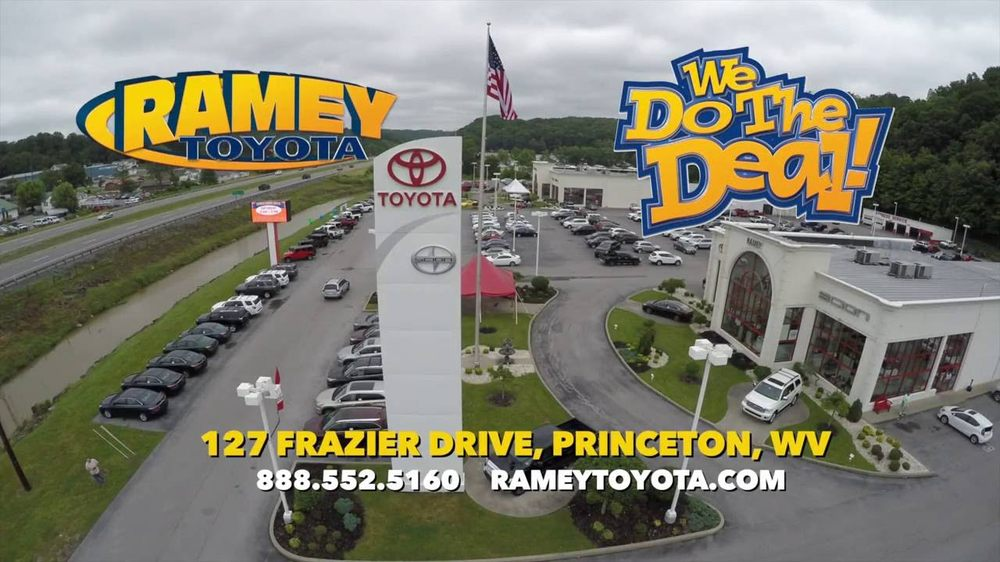 Ramey Toyota: 127 Frazier Dr, Princeton, WV