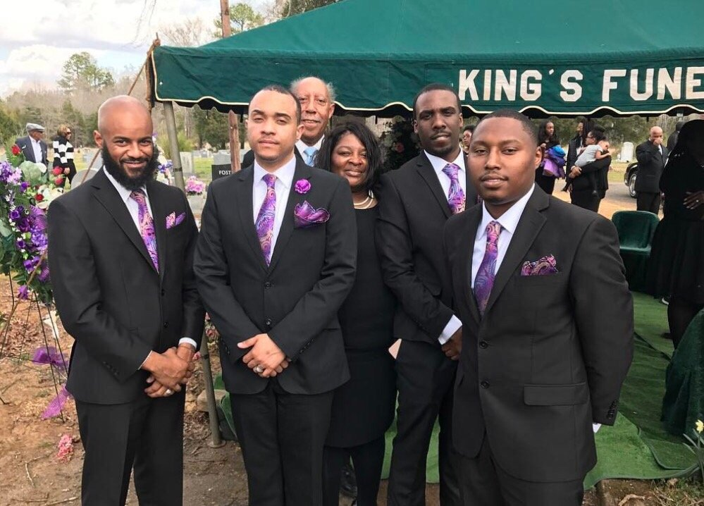 King's Funeral Home: 2367 Douglas Rd, Great Falls, SC