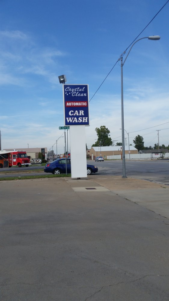 Crystal Clean Car Wash: 2202 S Main St, Joplin, MO