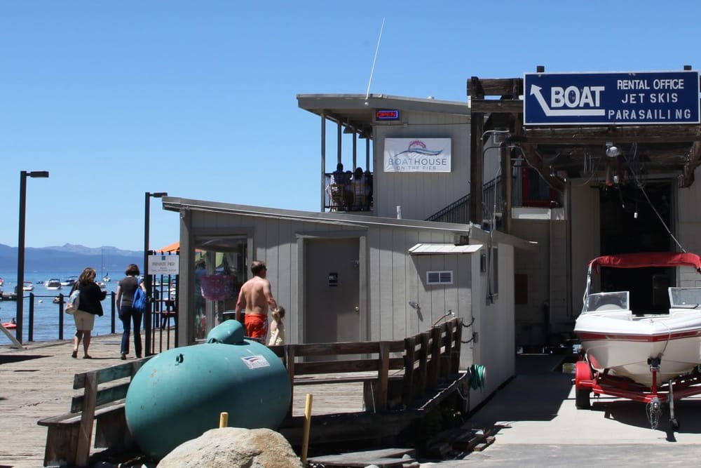 South Pier Boathouse Restaurant