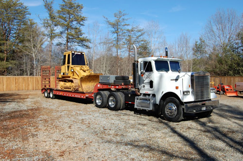 Cantrell Grading: Mineral Bluff, GA