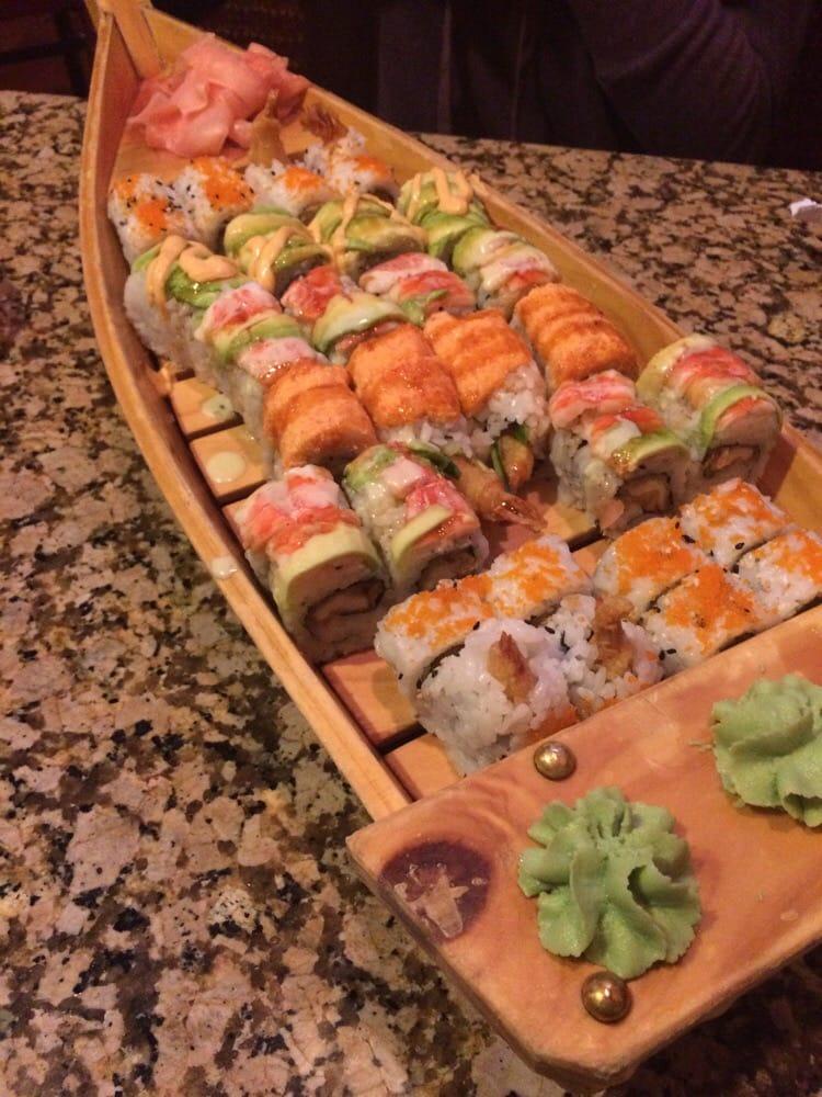 how to make chicken tempura roll
