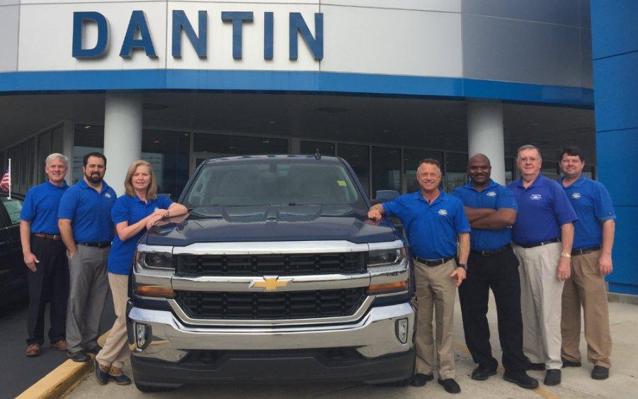 Dantin Chevrolet: 644 W Main St, Thibodaux, LA