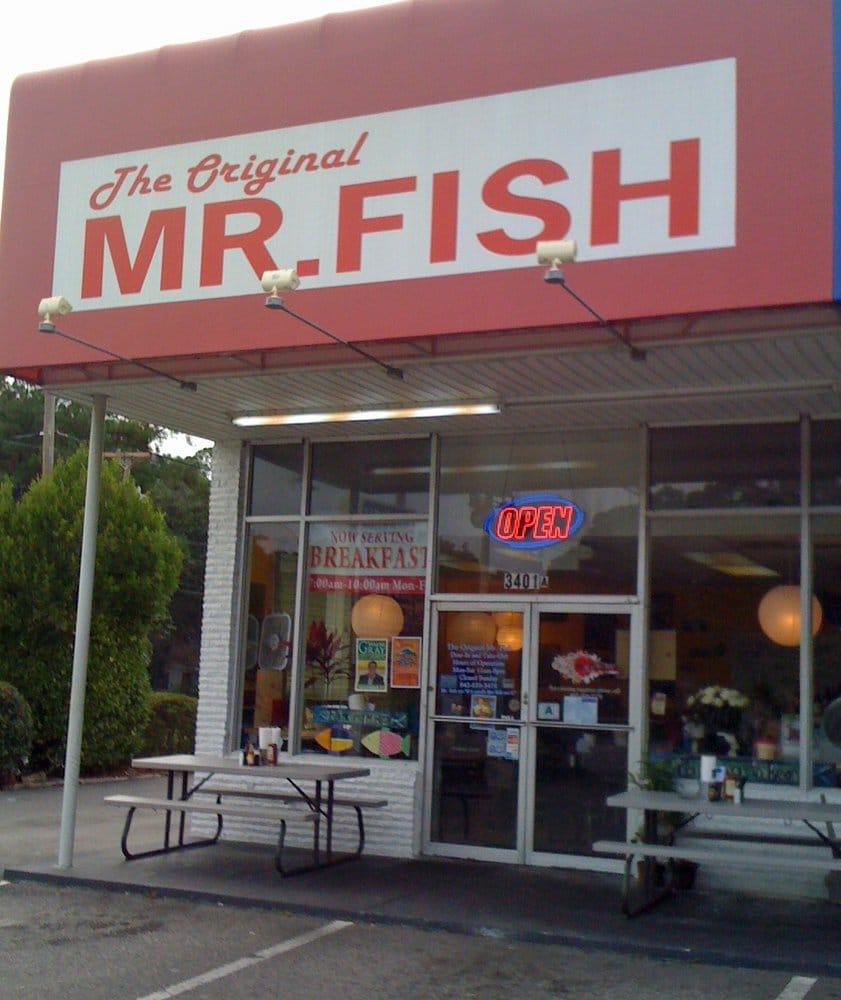 Mr fish restaurant 777 fotos 1179 beitr ge sushi for Mr fish myrtle beach sc