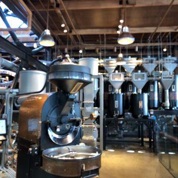 Starbucks Reserve Roastery Amp Tasting Room 7463 Photos
