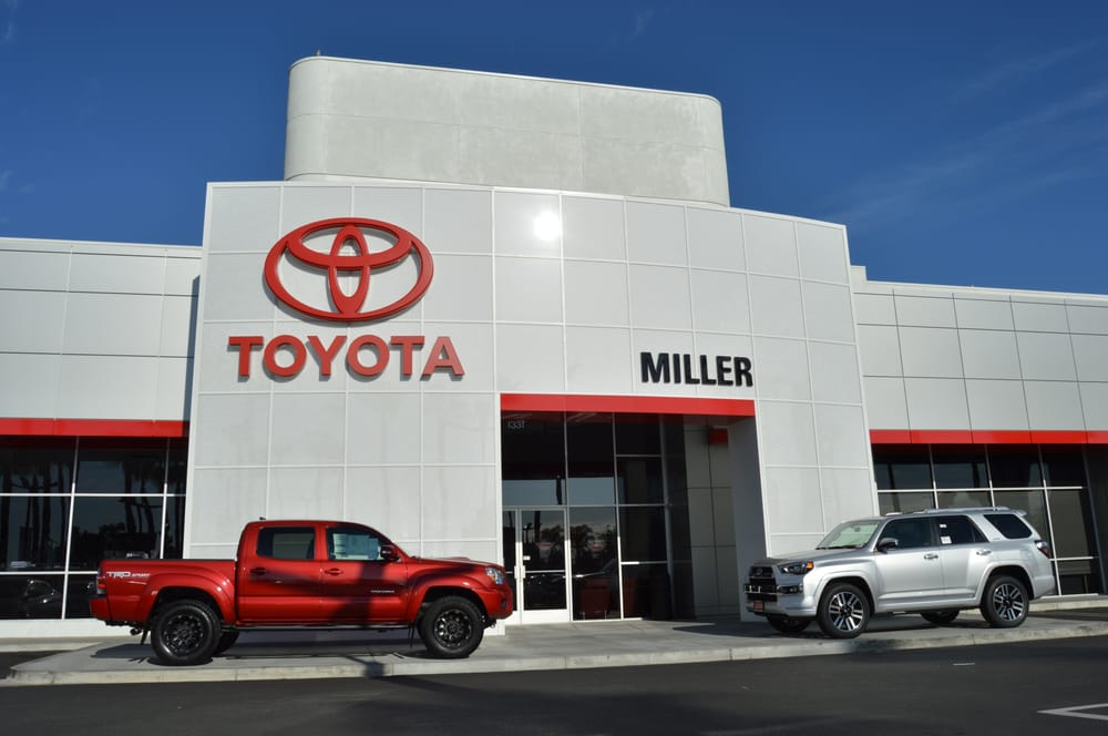 Miller Toyota Of Anaheim 540 Photos 859 Reviews Auto Repair