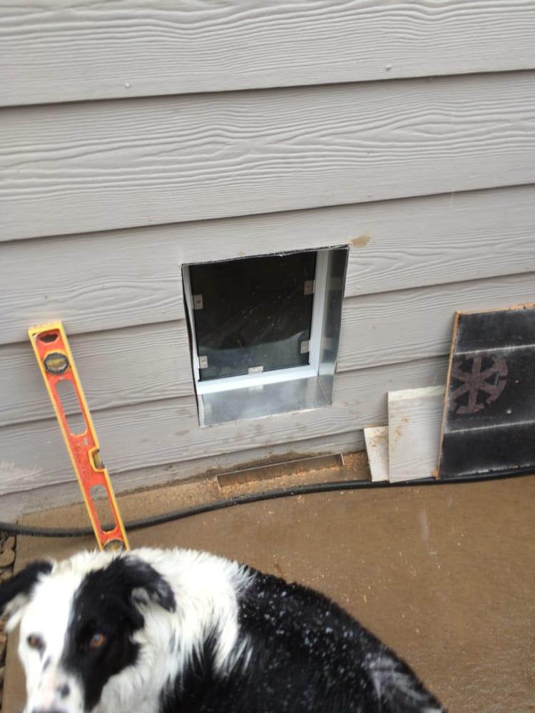 Photo of Mile High Dog Doors: Denver, CO