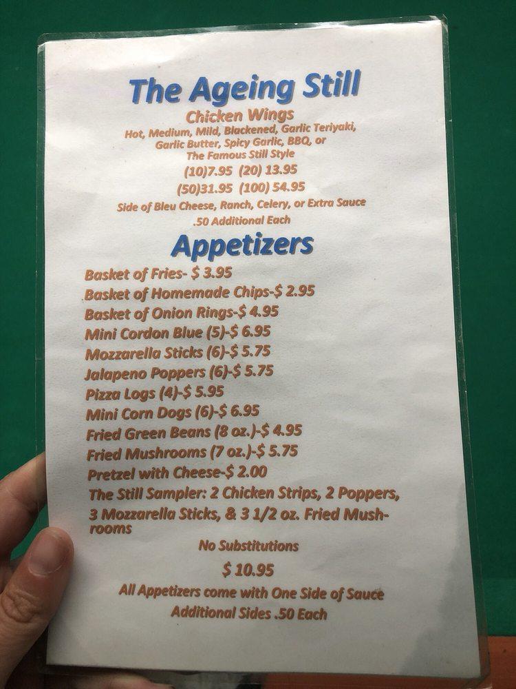 The Aging Still Bar & Grill: 11561 Walsingham Rd, Largo, FL