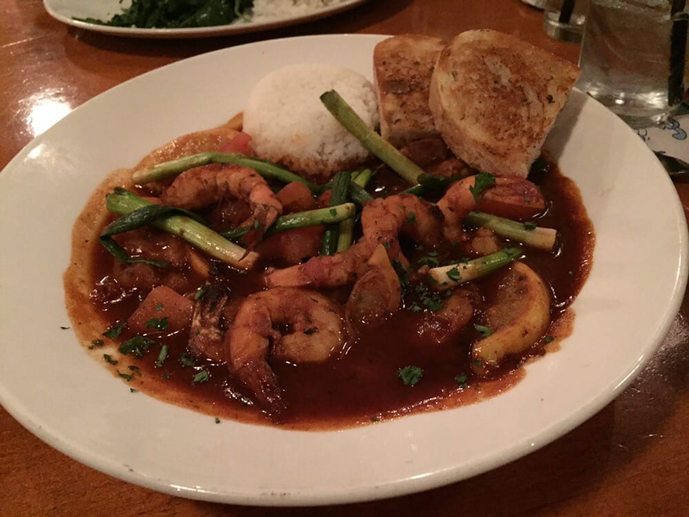 Bbq shrimp spicy yelp for Kings fish calabasas