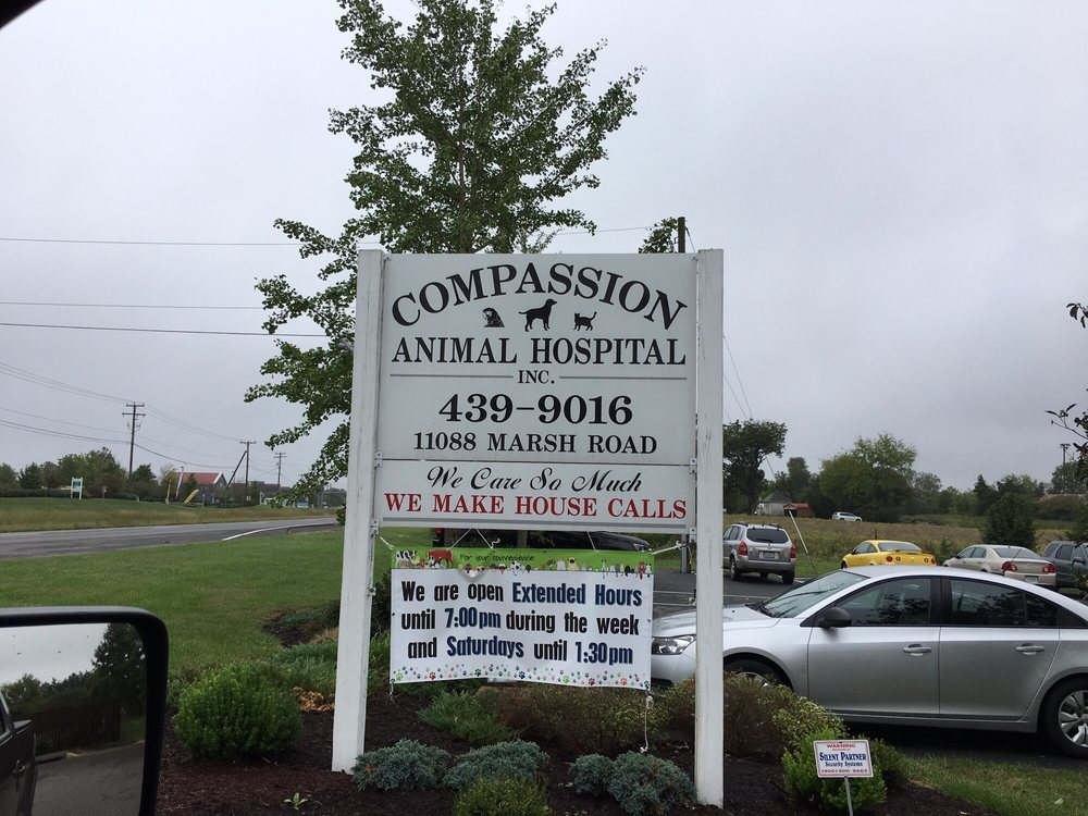 Compassion Animal Hospital: 11088 Marsh Rd, Bealeton, VA