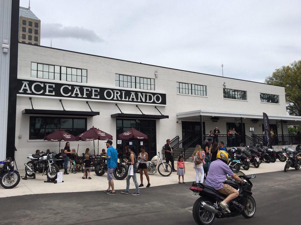 Ace Cafe Orlando Orlando Fl