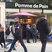 Pomme de pain 20 photos 21 reviews fast food 71 ave champs elys e - Pomme de pain marseille ...
