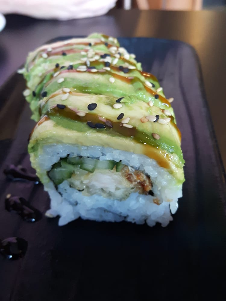 Koi Sushi & Japanese Cuisine: 5841 Malden Road, LaSalle, ON