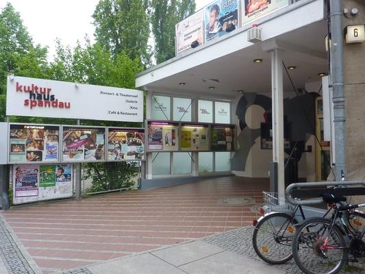 kulturhaus spandau