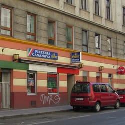 Pizzeria Casanova Italian Neustiftgasse 145 Neubau Vienna