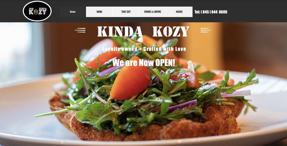 Feeling Kinda Kozy: 1126 Main St, Fishkill, NY