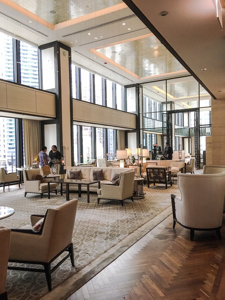 The Langham Chicago: 330 N Wabash Ave, Chicago, IL