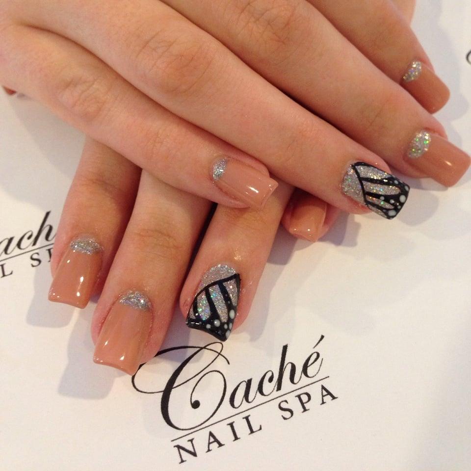 Photos for cach salon nails spa yelp for 66 nail salon neptune nj