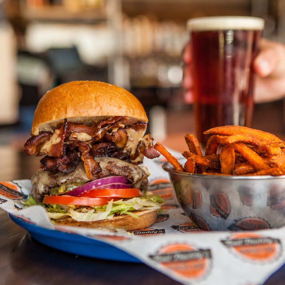 Bad Daddy's Burger Bar: 4928 Thompson Pkwy, Johnstown, CO