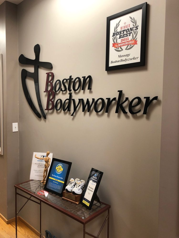 The Boston Bodyworker