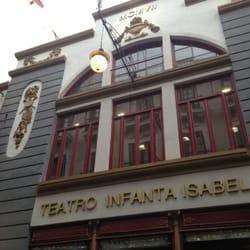 Teatro Infanta Isabel 10 Foto Teatri Calle Del