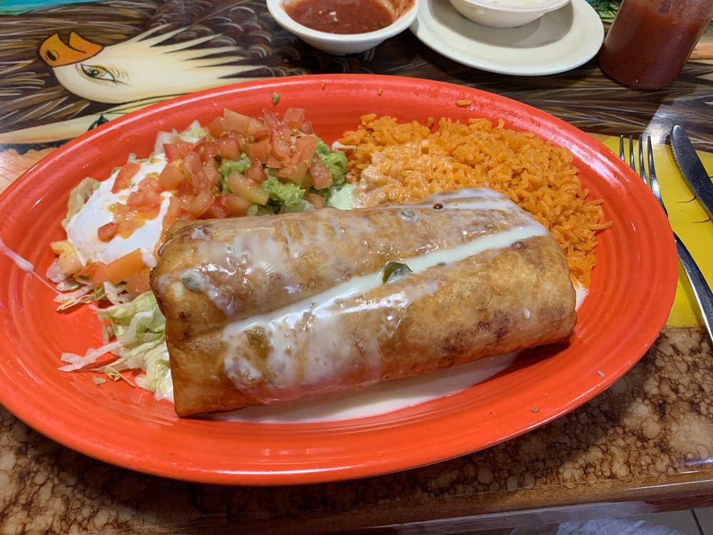 Guadalajara Grill Mexican Restaurant: 9918 E Washington St, Indianapolis, IN