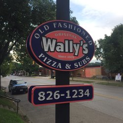 Photo Of Wally S Pizza New Concord Oh United States
