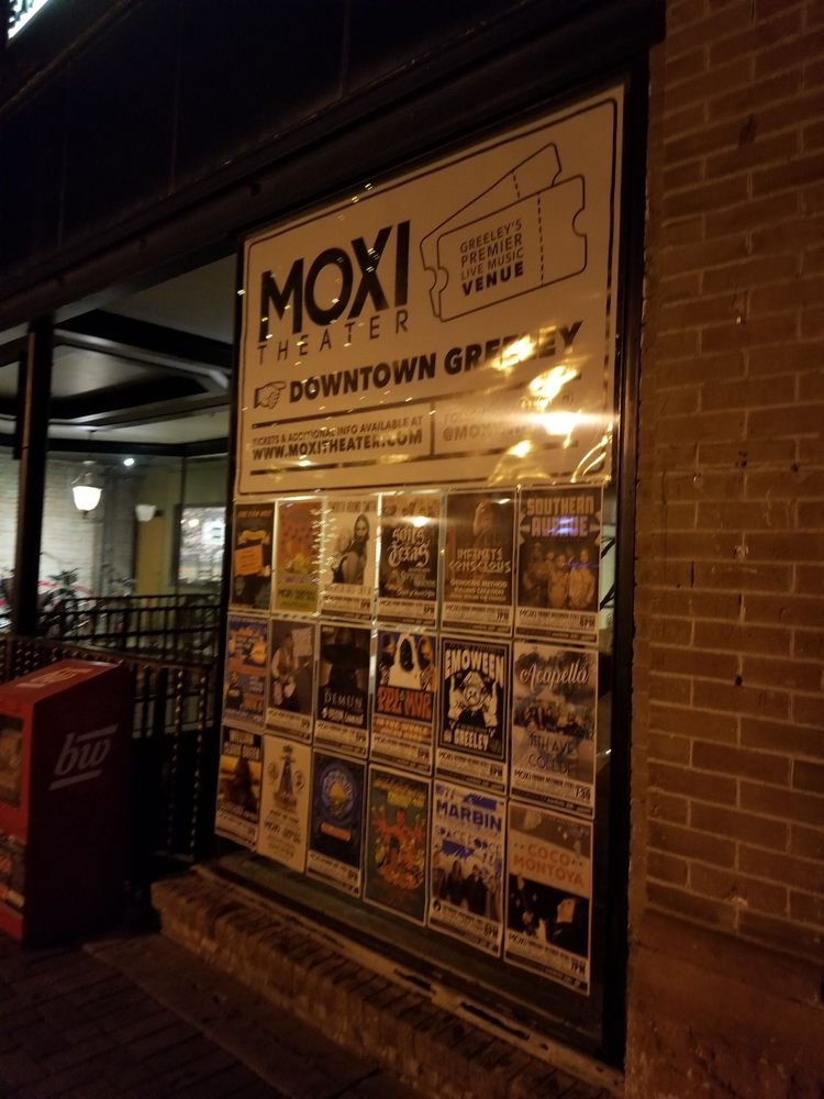 Moxi Theater: 802 9th St, Greeley, CO