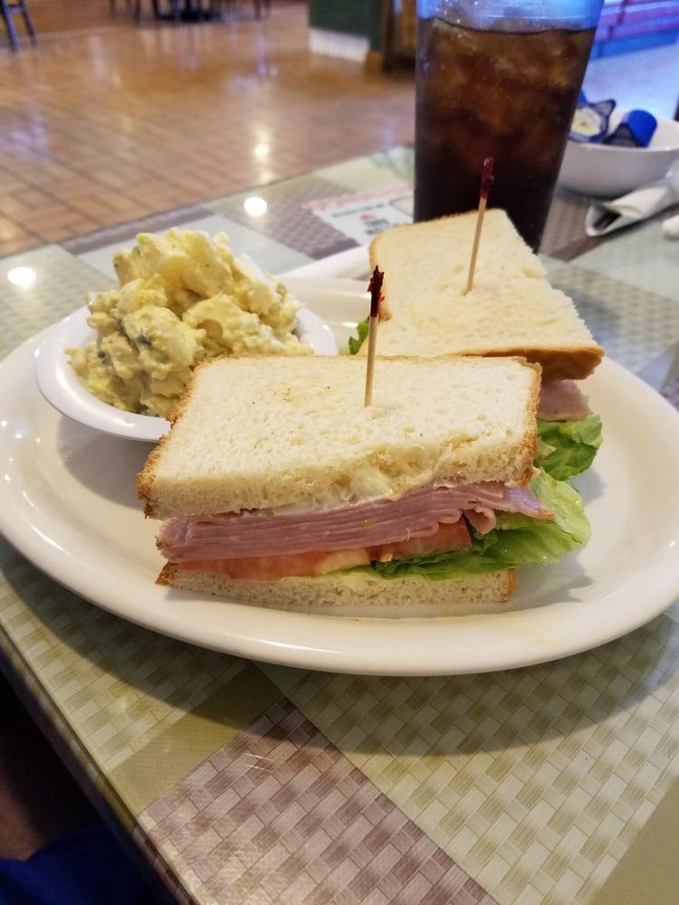 Green St Cafe Huntington Beach