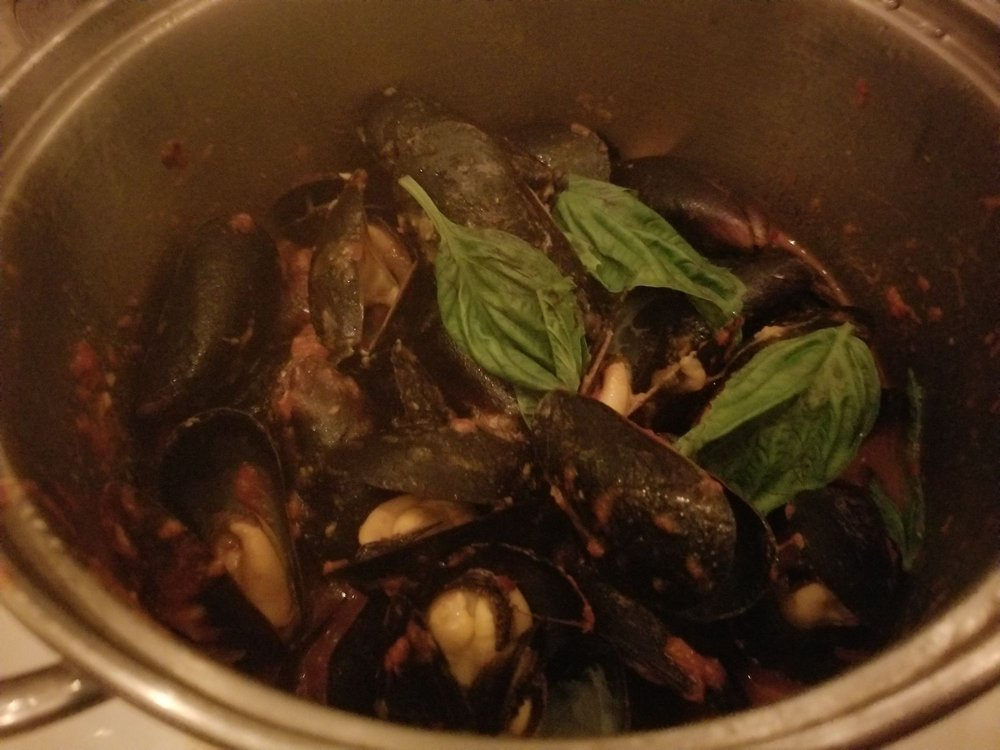 Flex Mussels 598 Photos 980 Reviews Seafood 174 East 82nd St