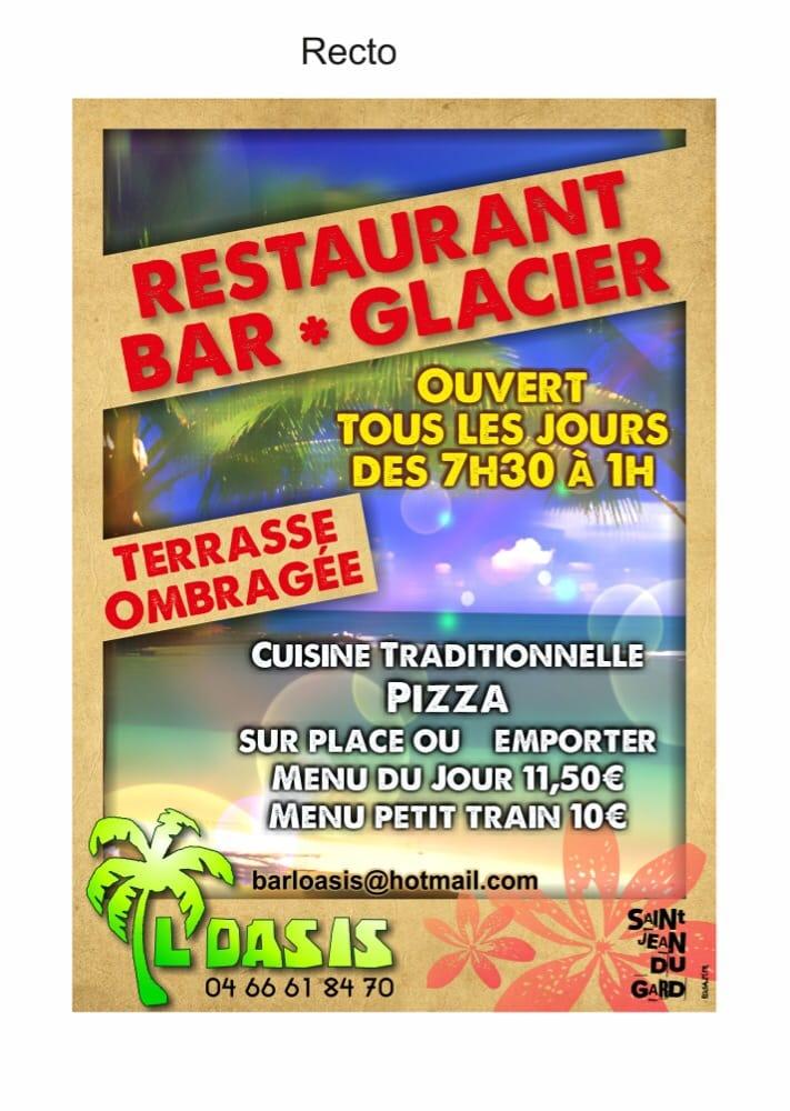 Caf Ef Bf Bd Oasis Saint Jean Du Gard