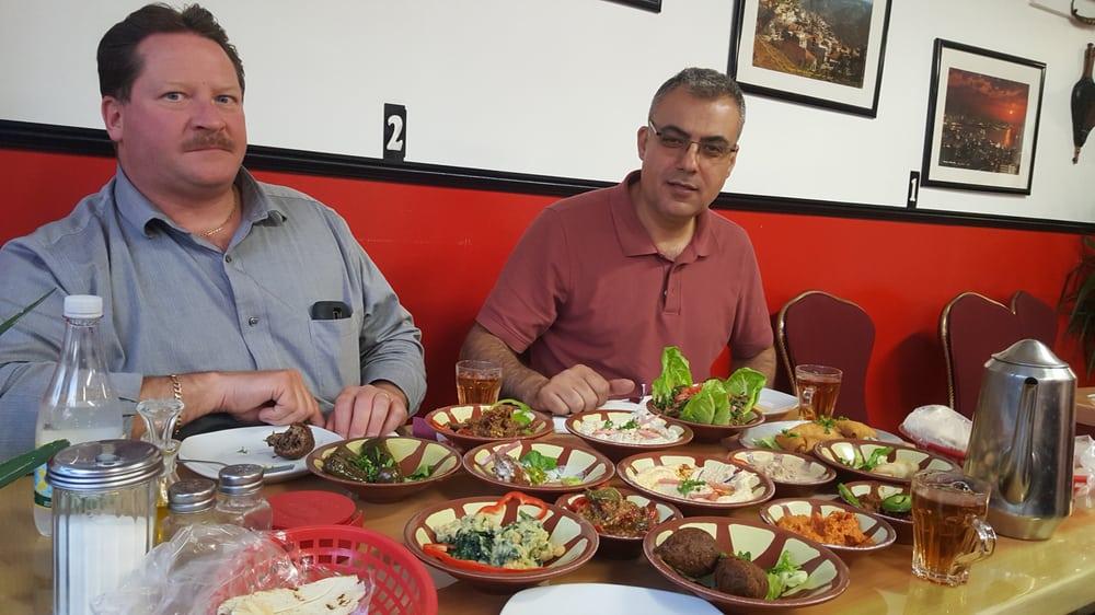 Lebanese Cuisine: 23 Stony Hill Rd, Bethel, CT