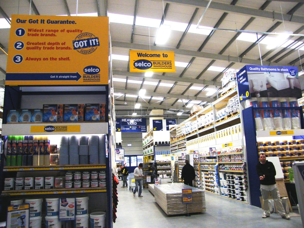 Selco Builders Warehouse Whole Chester Road Birmingham West Midlands Phone Number Yelp